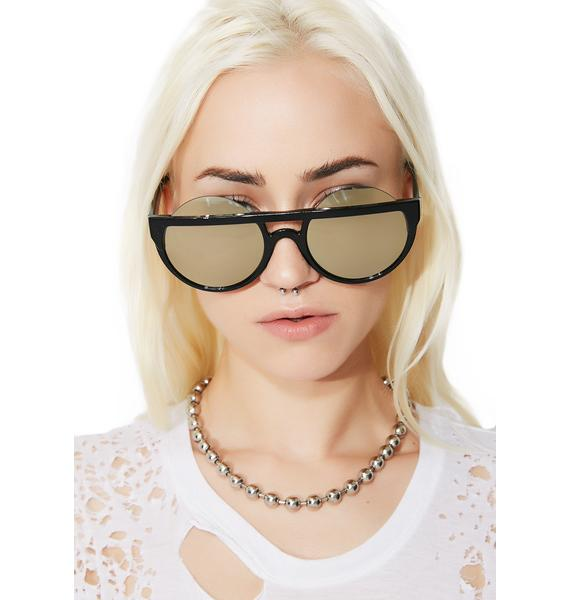 PERVERSE Goals Sunglasses