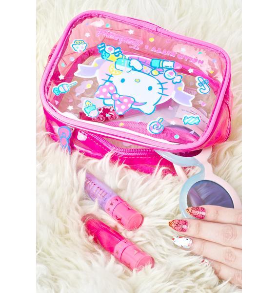 Sanrio Hello Kitty Fresh Punch Zip Pouch