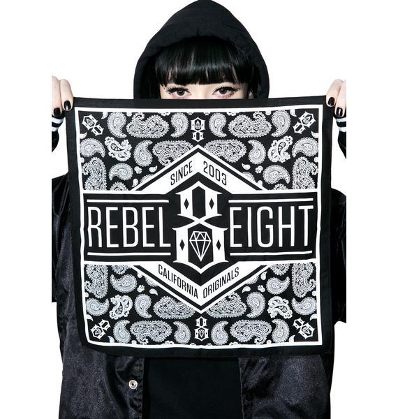 Rebel8 California Originals Bandana