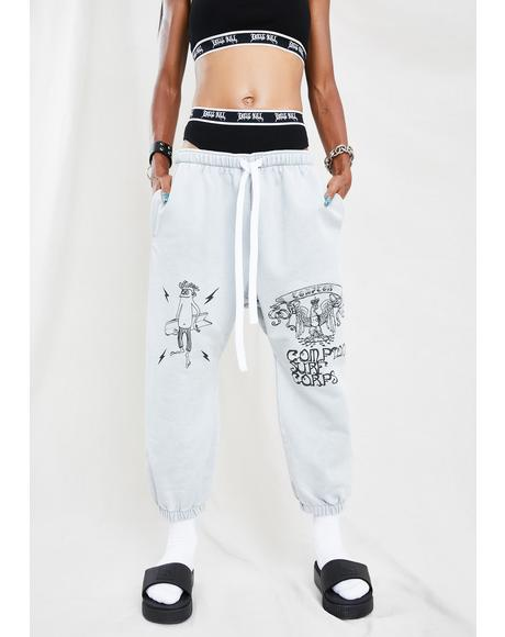 Compton Surf V2 Sweatpants