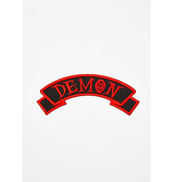 Kreepsville 666 Arch Demon Patch