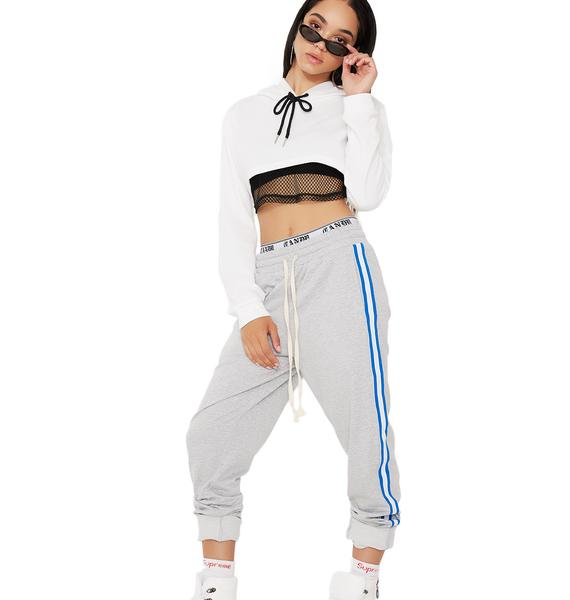 Victorious Striped Sweatpants