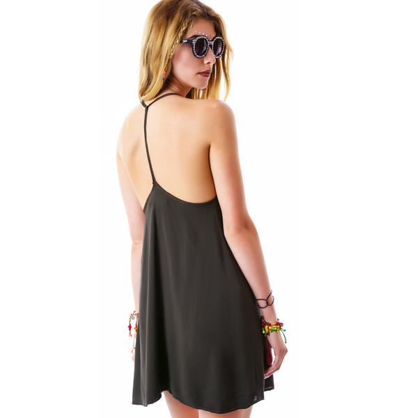 Wildfox Couture Island Skull St. Lucia Dress