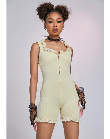The Jolie Bodycon Romper