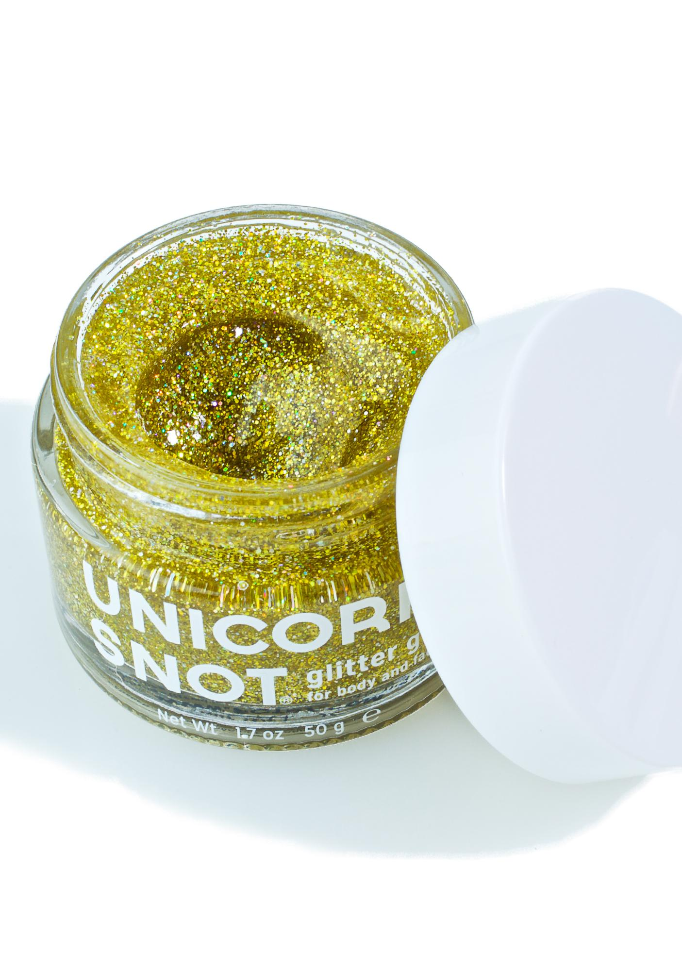 glitter snot how to use