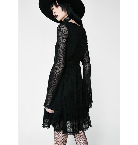 Killstar Casket Cutie Dress