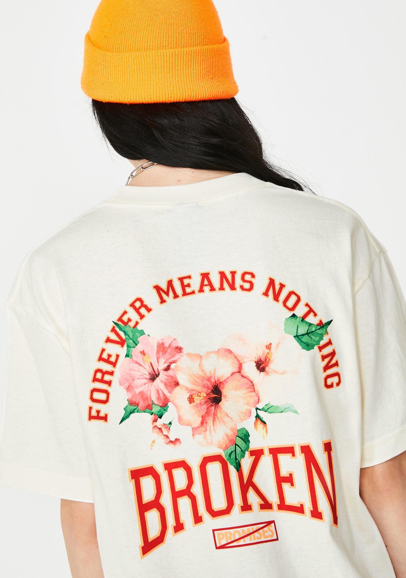 BROKEN PROMISES CO No Ka Mea Graphic Tee