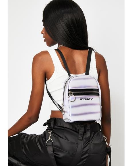 In The Mood Holographic Backpack