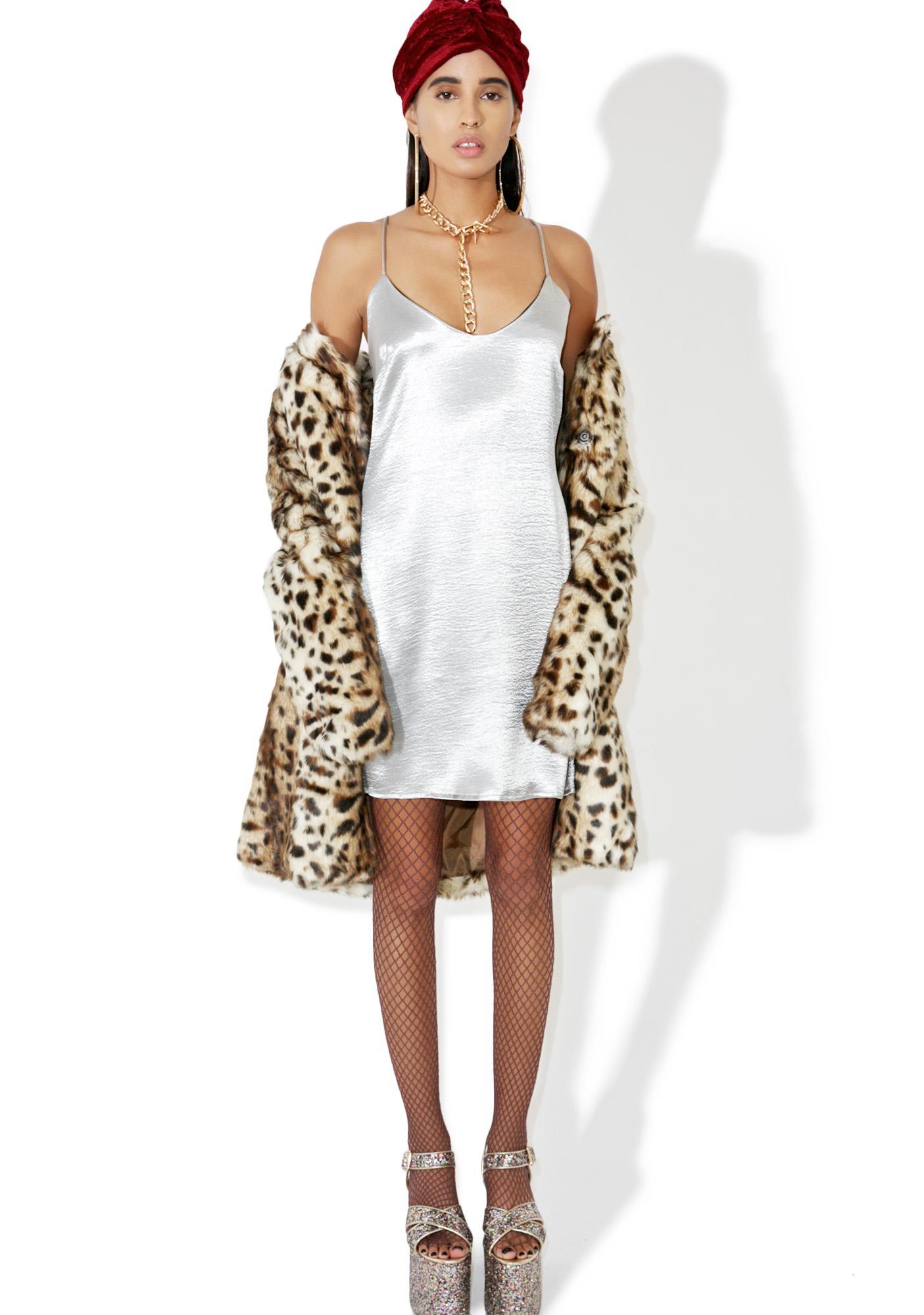 82cb85322f56f Glamorous Missguided Satin Slip Dress | Dolls Kill