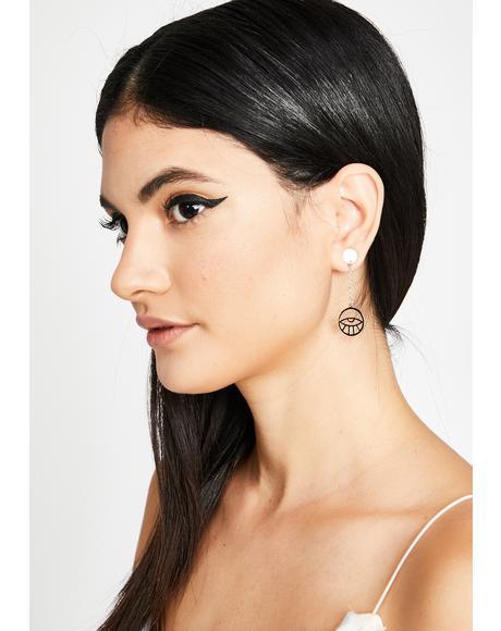 Good Eye Drop Earrings