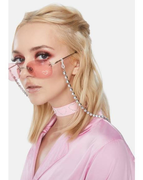 Cosmic Adorned N' Adorable Sunglasses Chain