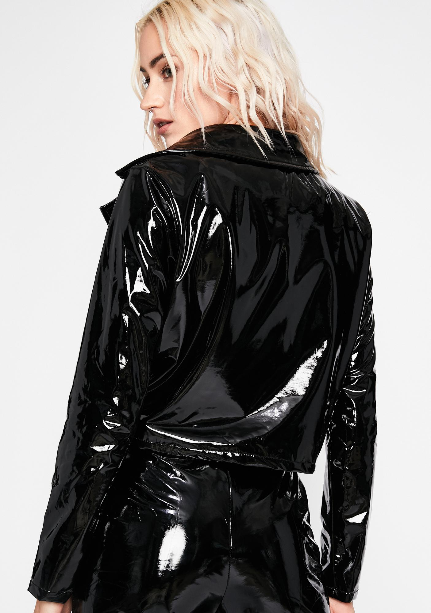 Desire To Ride Moto Jacket