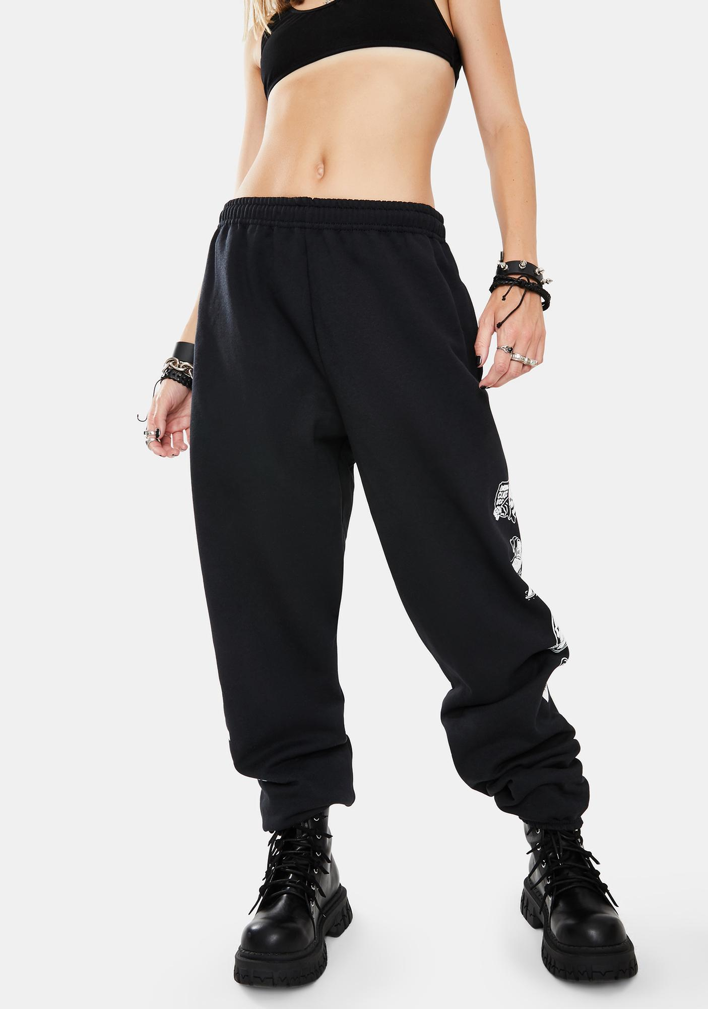 Lurking Class How To Love Graphic Sweatpants