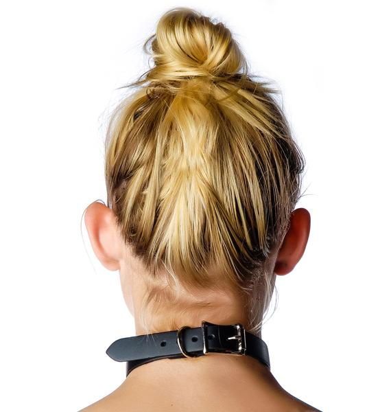 Club Exx Pop N' Lock It Choker
