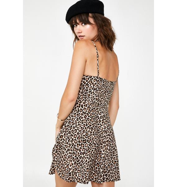Fierce Girl Mini Dress