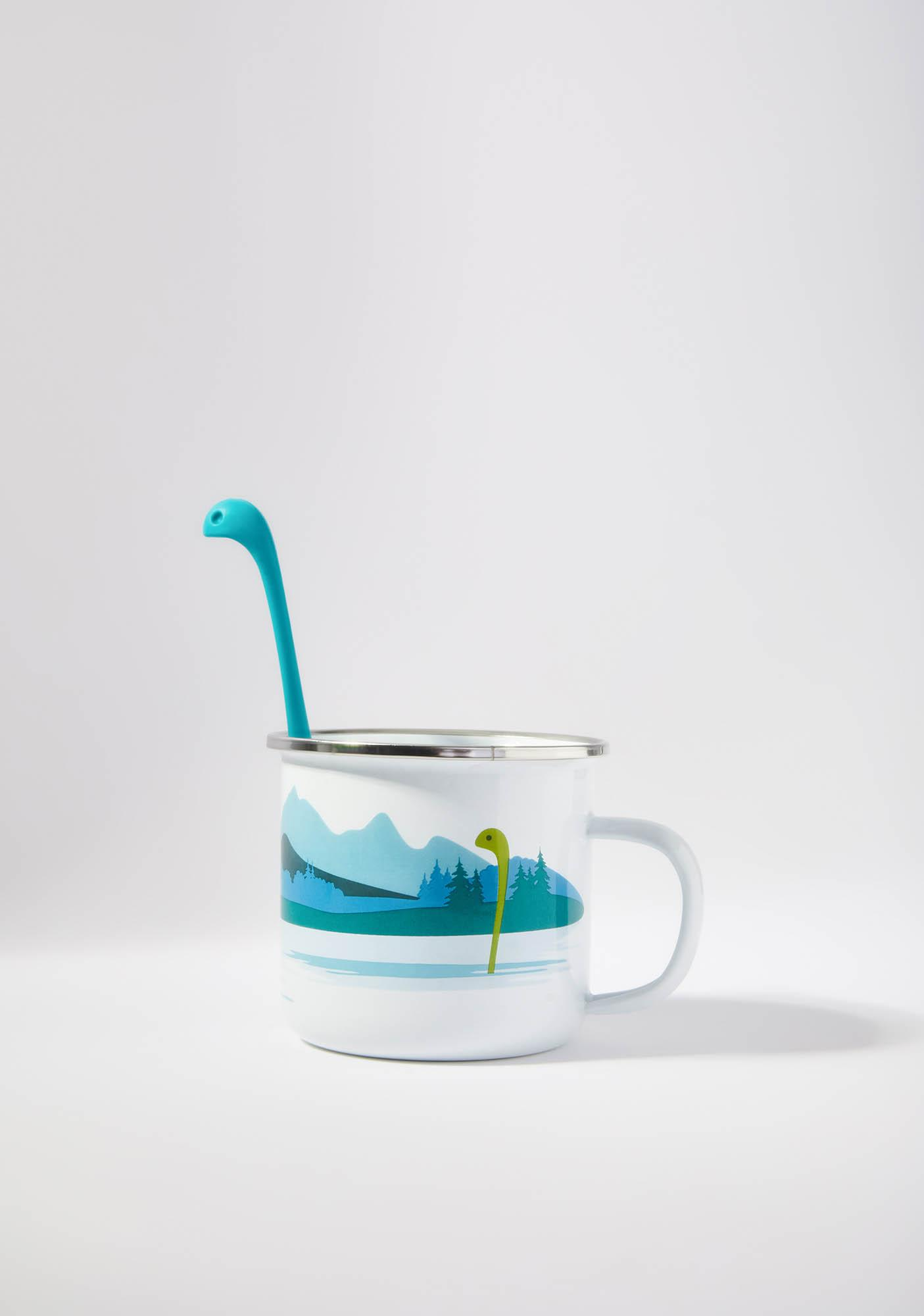 OTOTO Cup Of Nessie Tea Infuser And Cup Set