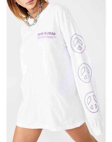 Love Away Long Sleeve Tee