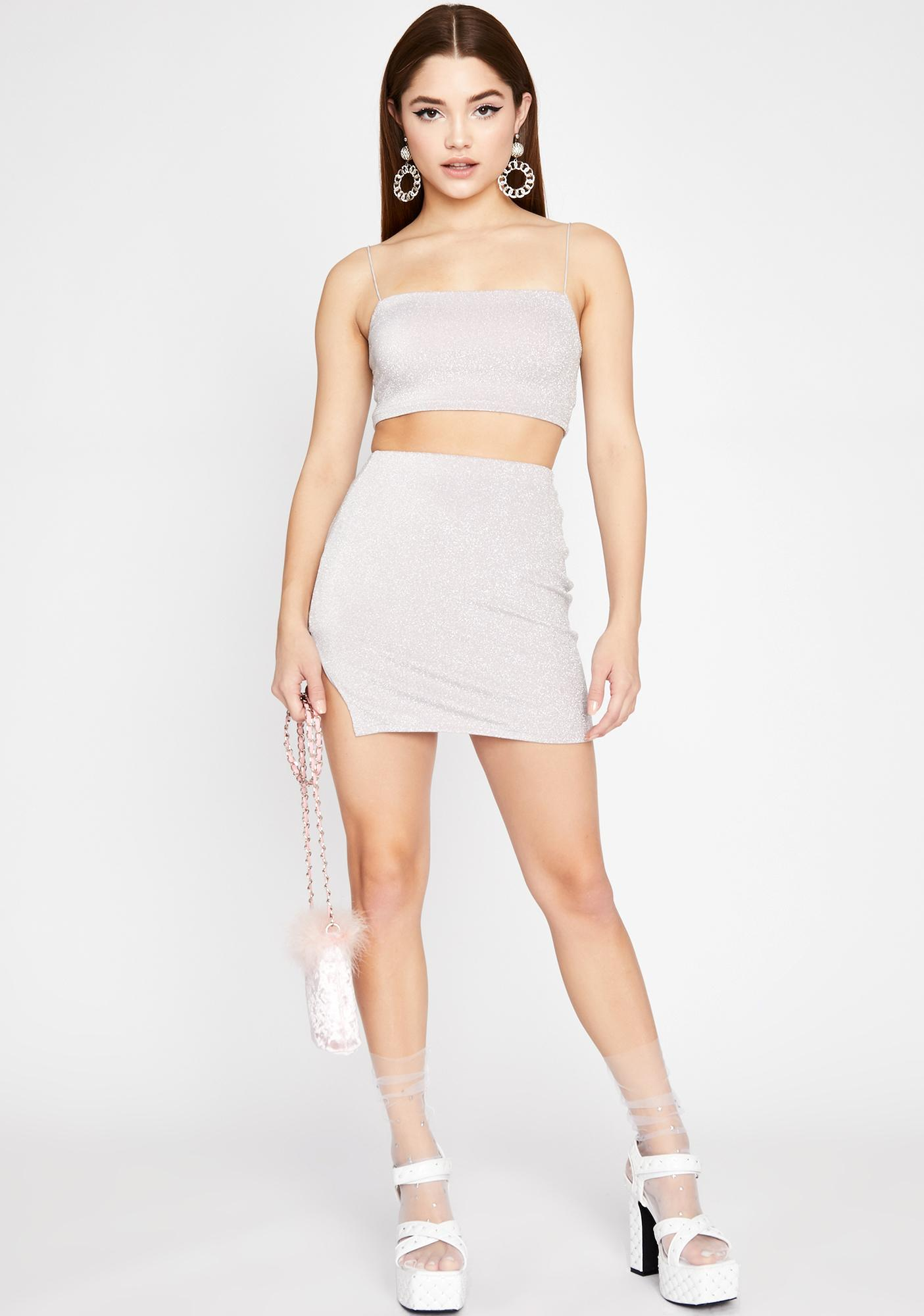 Baby Come Round Skirt Set