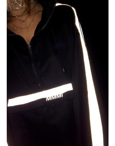 3M Reflective Stripe Pullover