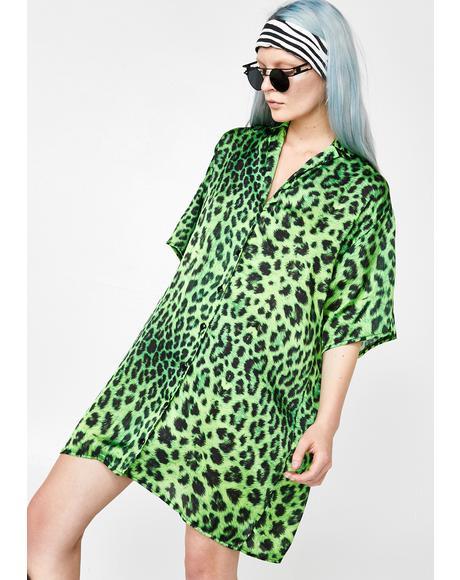 Panther Dress