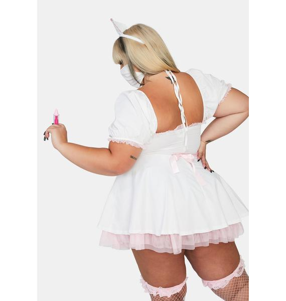 Dolls Kill My Heart Healer Nurse Costume
