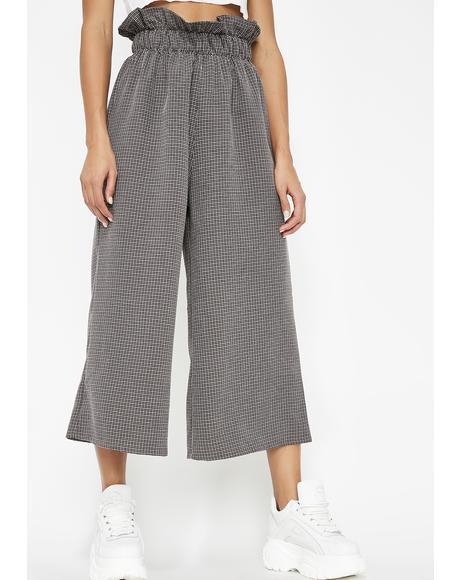 Talk Nice Cropped Pants