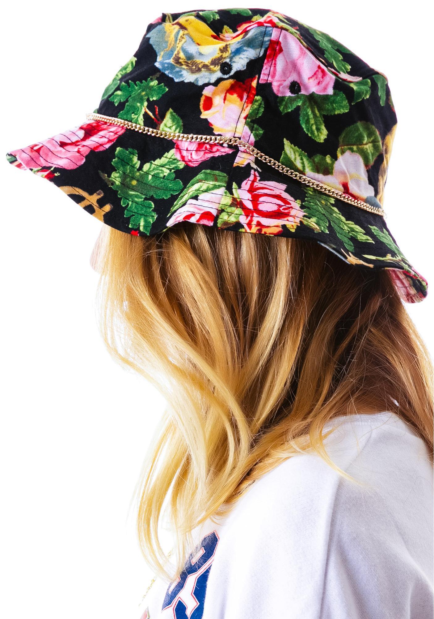 Joyrich Angelic Rich Floral Hat