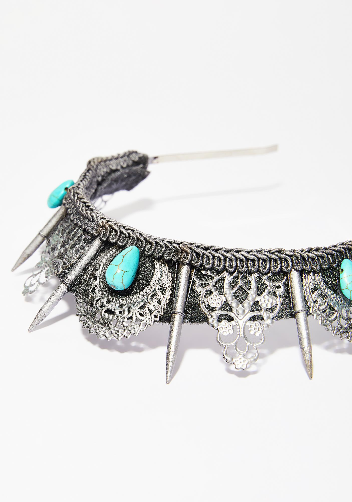Loschy Designs Templi Crown