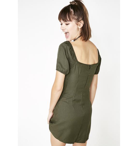 Wicked Mannerz Mini Dress