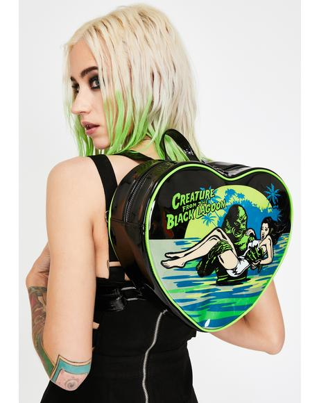 Creature From The Black Lagoon Backpack