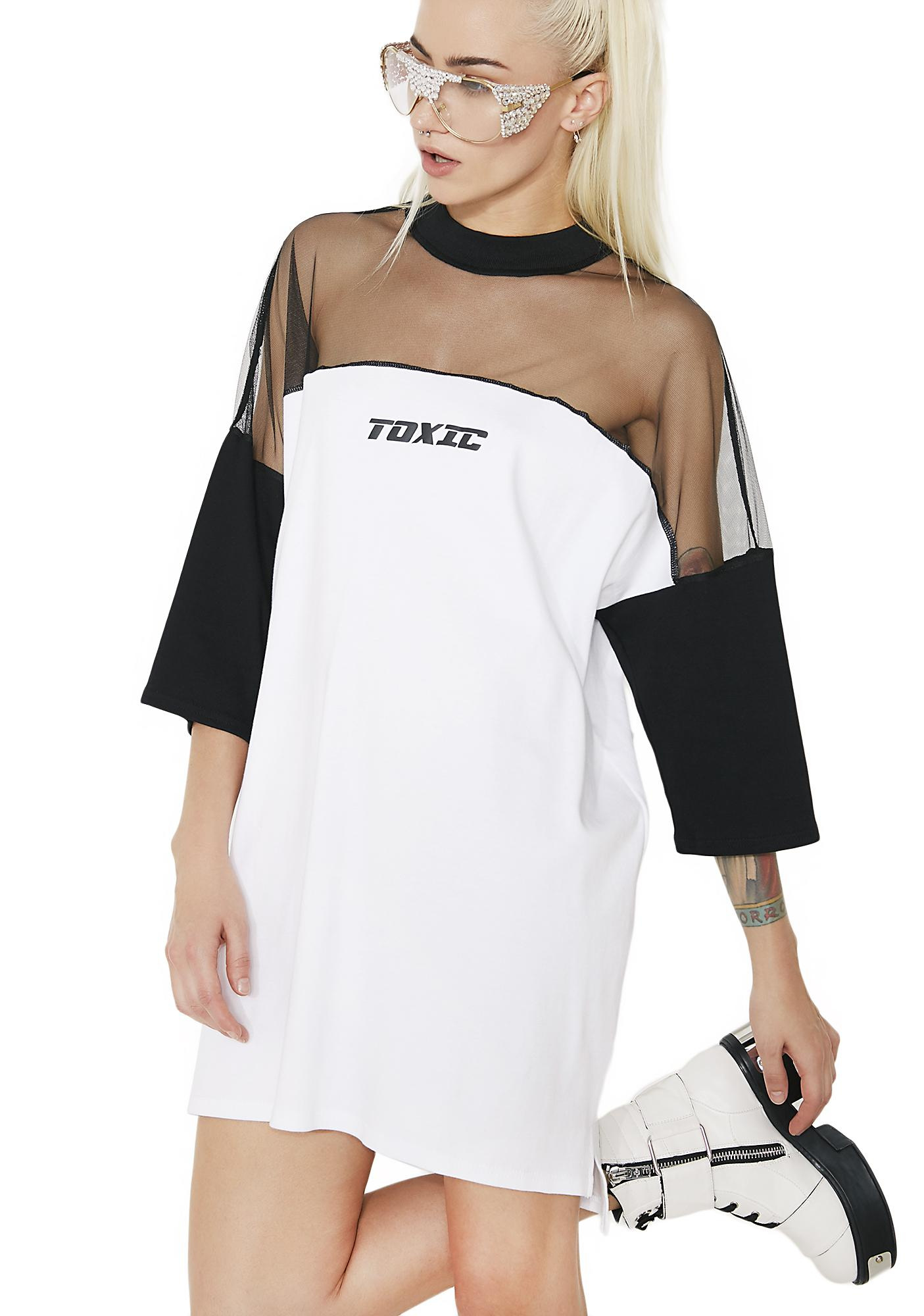 The Ragged Priest Toxic Dress