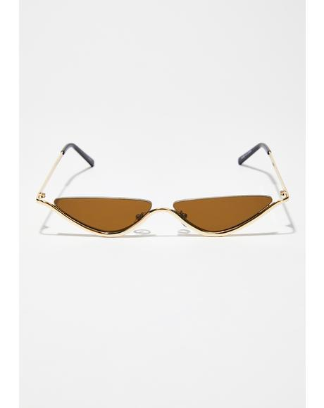 Deadazz Side Eye Sunglasses