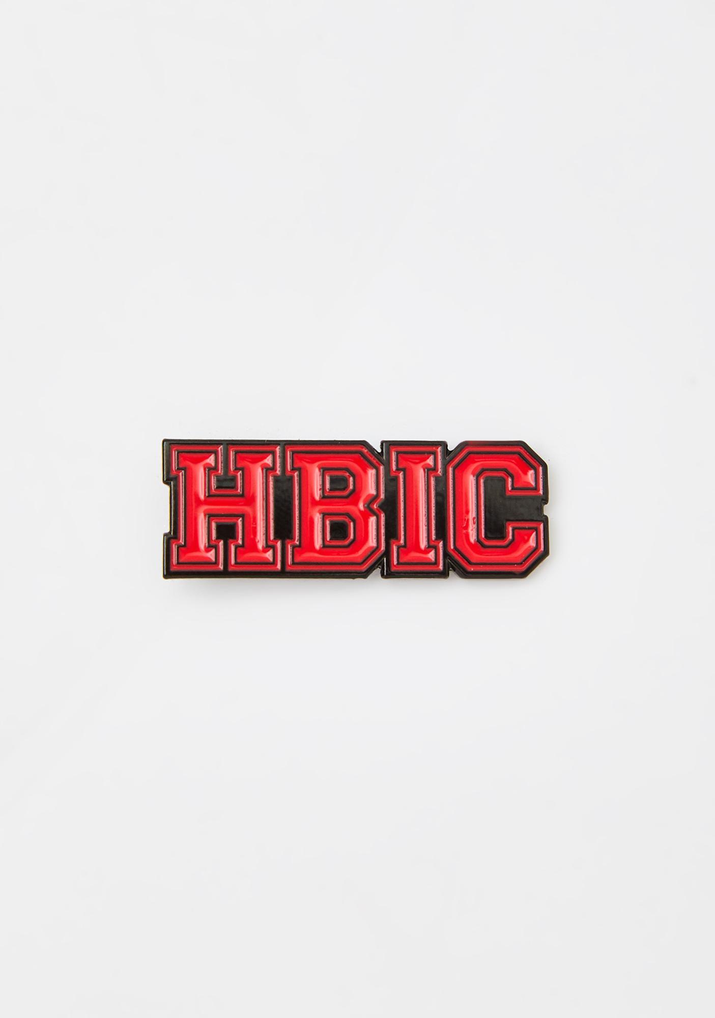 A Shop of Things HBIC Enamel Pin
