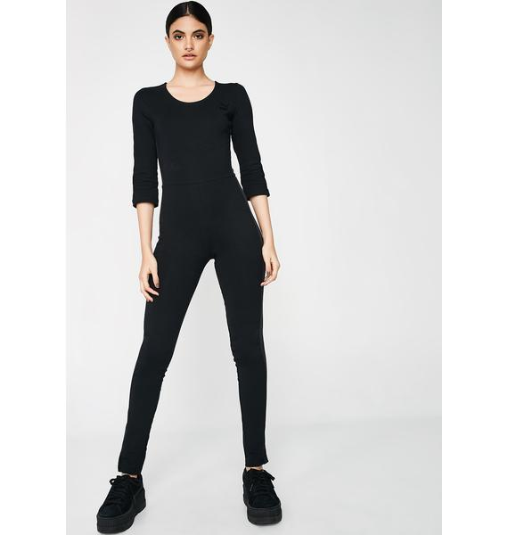 PUMA T7 Velour Jumpsuit