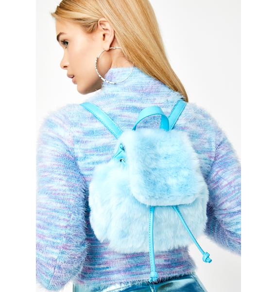 HOROSCOPEZ Out Of The Blue Mini Backpack