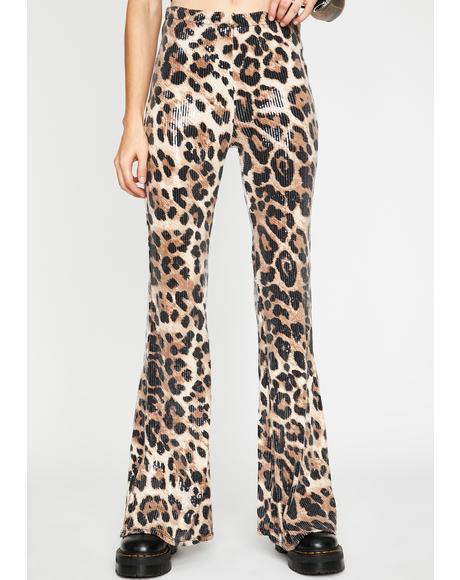 Shine Wild Wonder Flare Pants