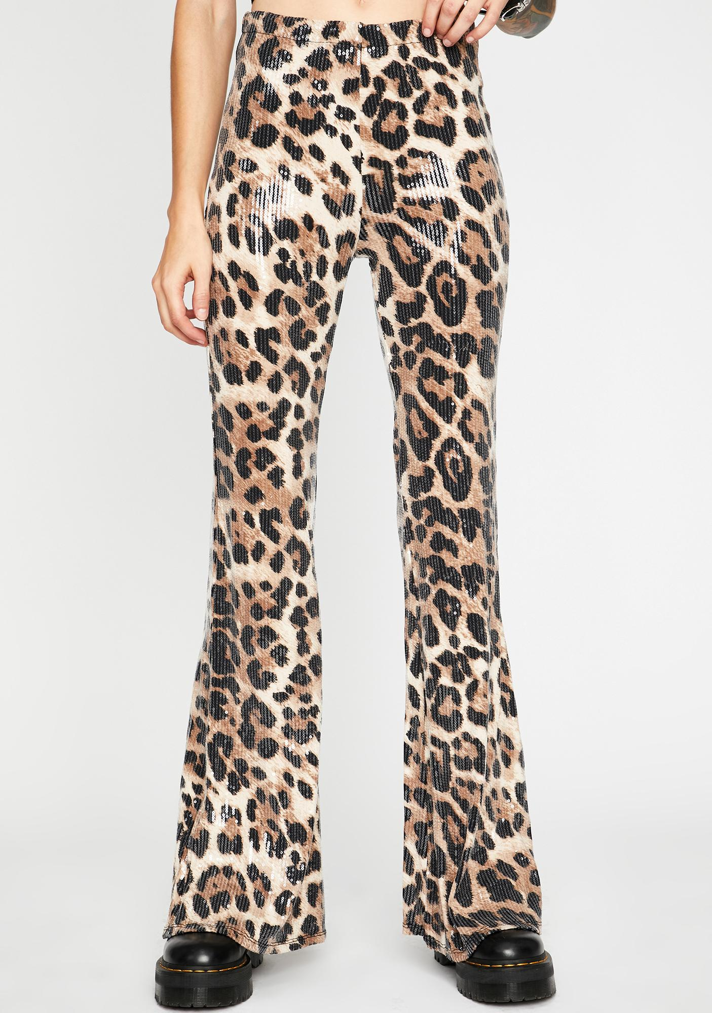Shine Wild Wonder Flare Pants