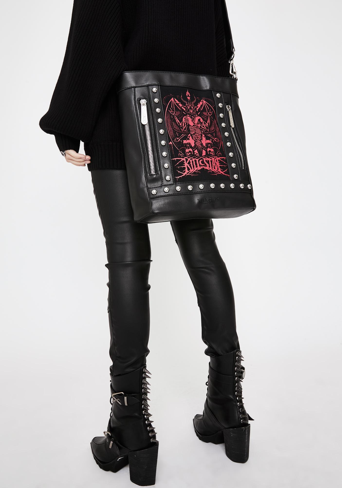 Killstar Rawk Me Handbag