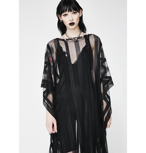 Kiki Riki The Supreme Sheer Maxi Dress
