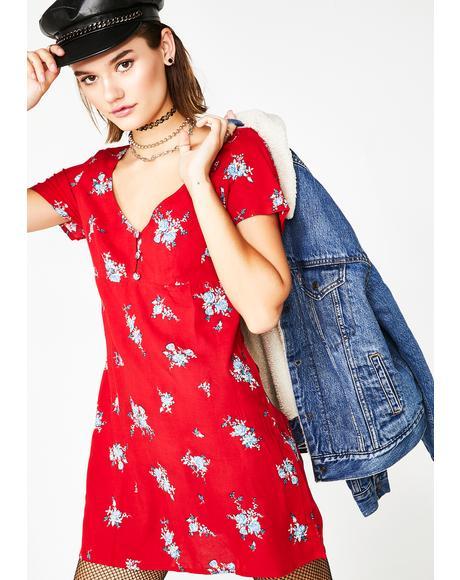 Meca Dress