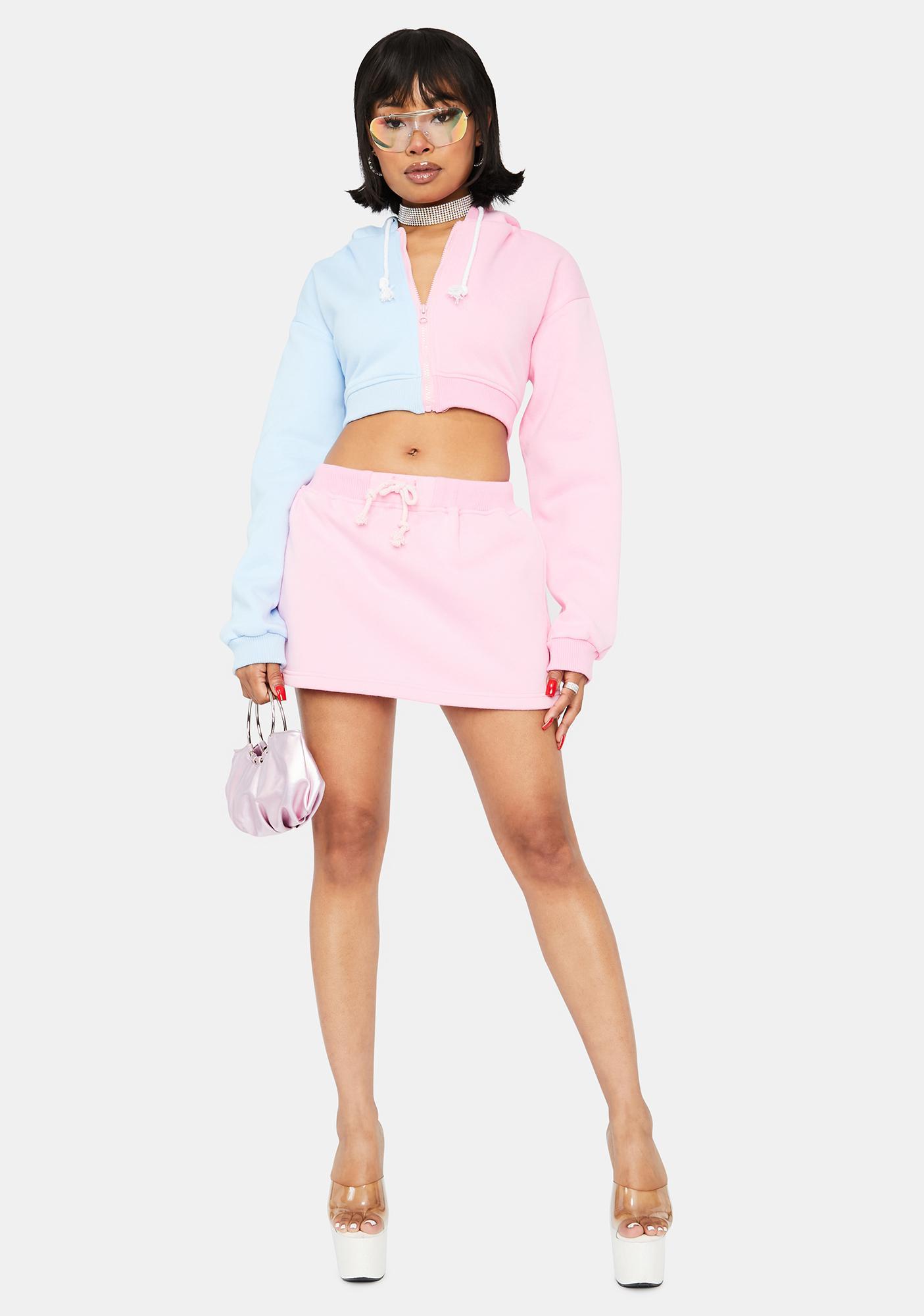 True Confessions Sweat Skirt