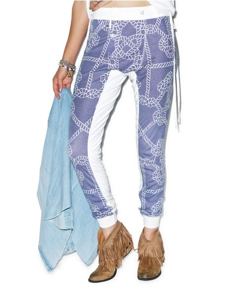 Harbor Knot Campfire Leggings