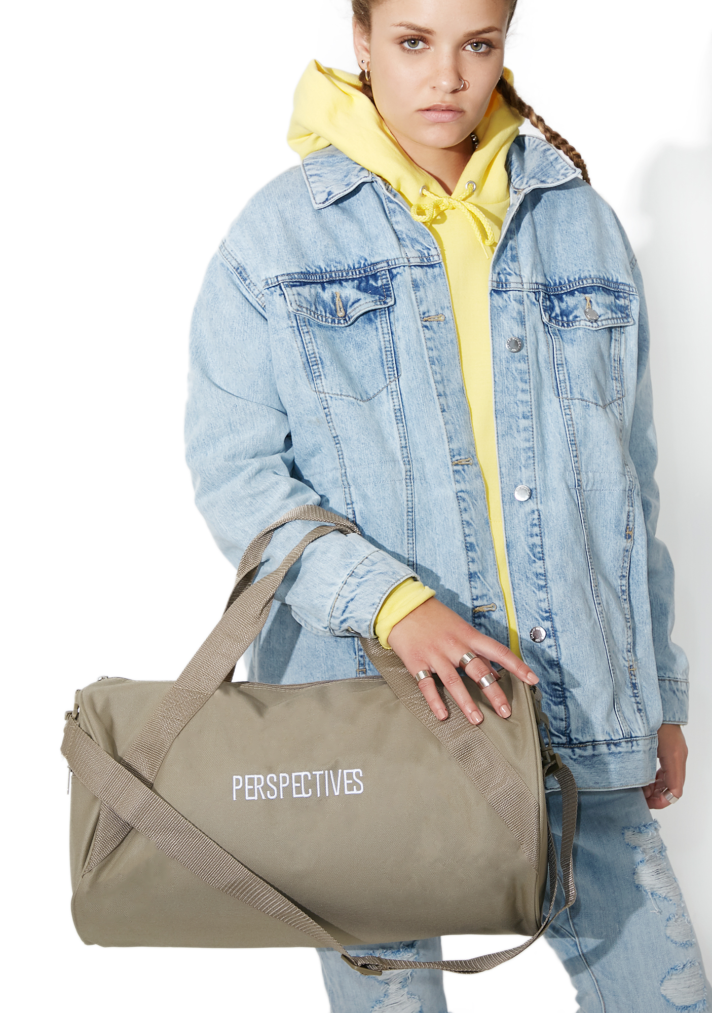 Perspectives Global Limits Duffle Bag