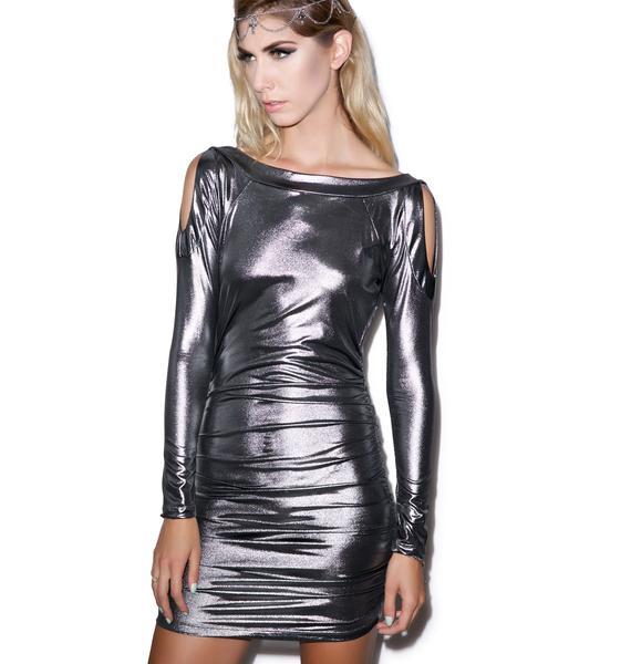Glitz Mini Dress