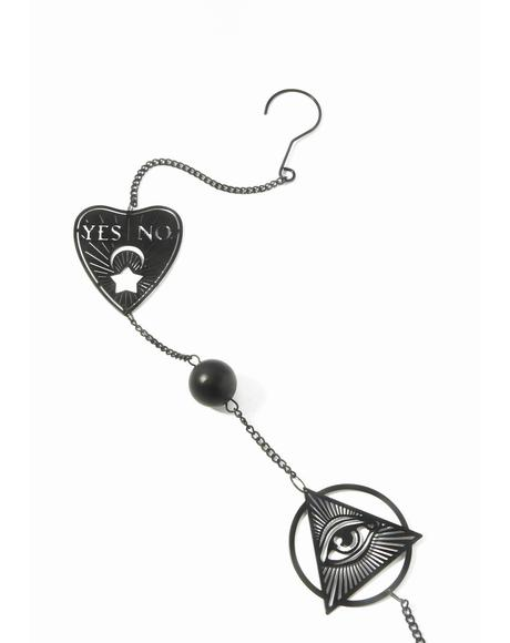 Planchette Hanging Decoration
