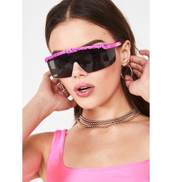 Gumdrop Hydro Bliss Shield Sunglasses