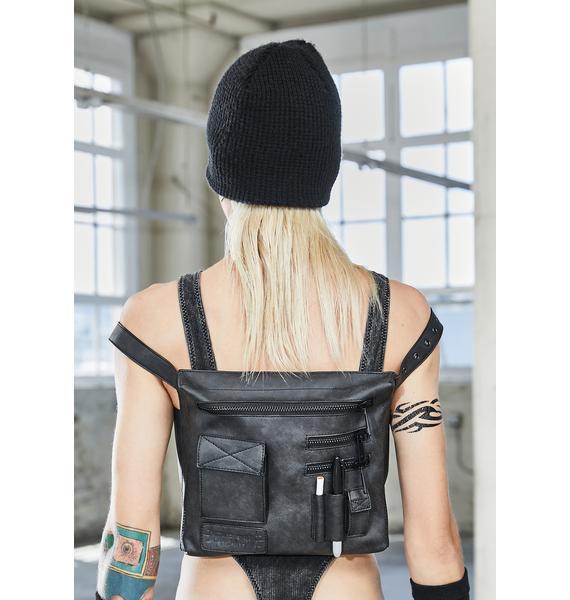 DARKER WAVS Bassline Matte Utility Harness Bag Set