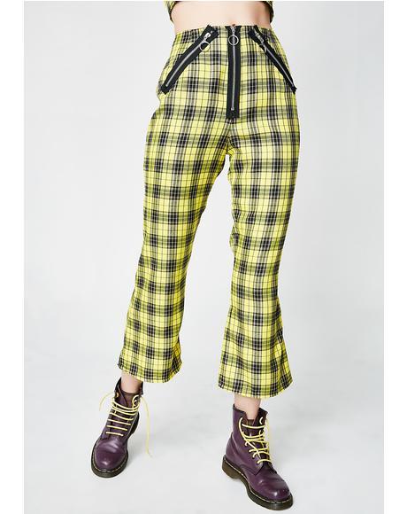 Tartan Jinx Pants