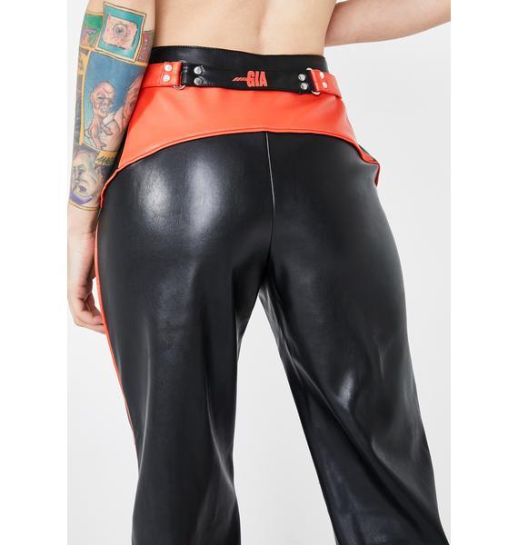 I AM GIA Octavia Moto Pants