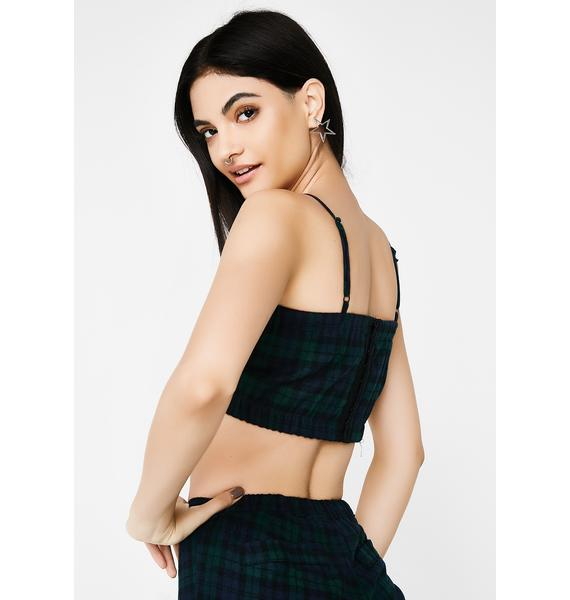 Valfré Working Gal Tube Top